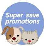 Super save promotions
